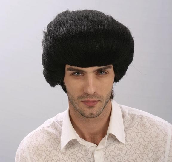 Elvis Presley Basic Wig - miiostore Costumes Singapore
