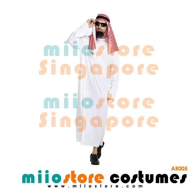AR005 - Arab Costumes - miiostore Costumes Singapore