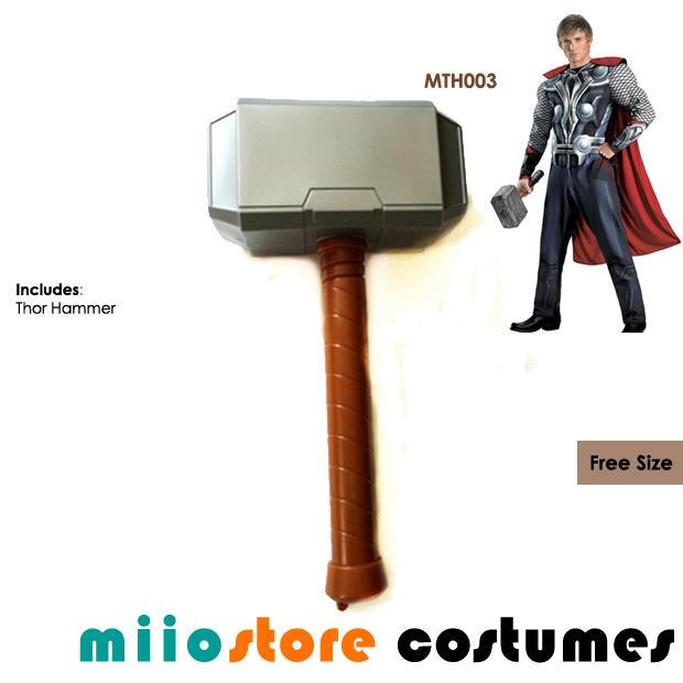 Thor Hammer MTH003 - miiostore Costumes Singapore