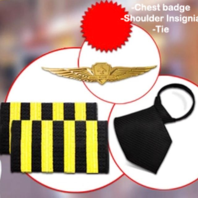 Pilot 3-in-1 Accessories Set