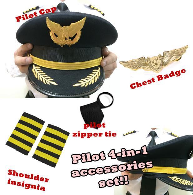 Pilot 4-in-1 Accessories Set