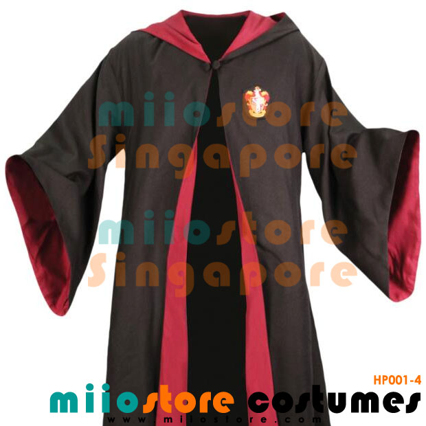 HP003 - Gryffindor - Harry Potter Costumes - miiostore Costumes Singapore