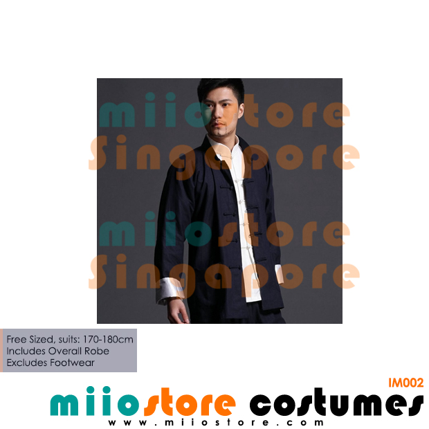 Chinese Wushu Taichi Costumes - miiostore Costumes Singapore - IM002