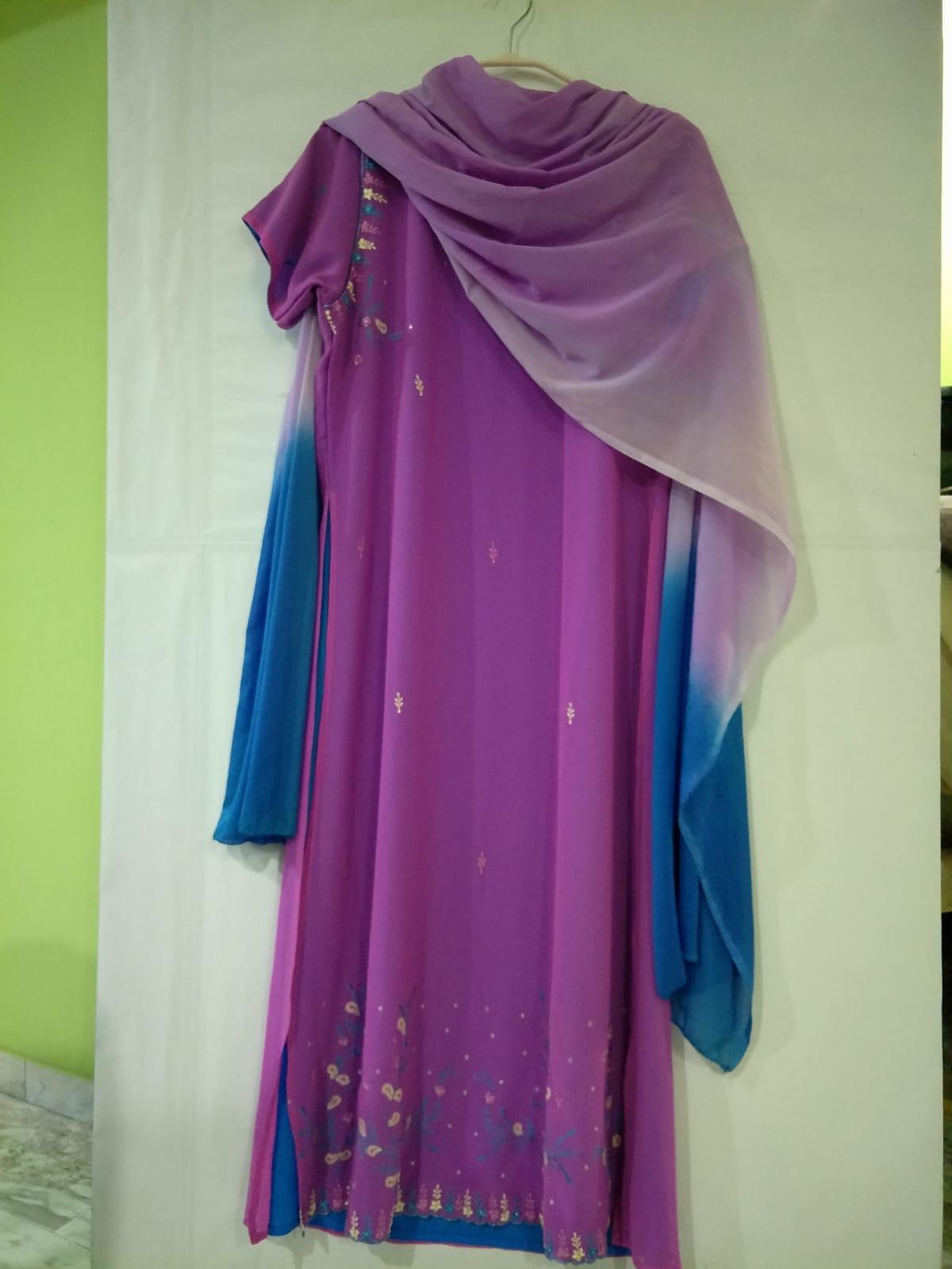Indian Ethnic Costumes Singapore - ID001 Punjabi Suit
