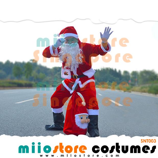 Santa Claus Costumes - miiostore Costumes Singapore - SNT003